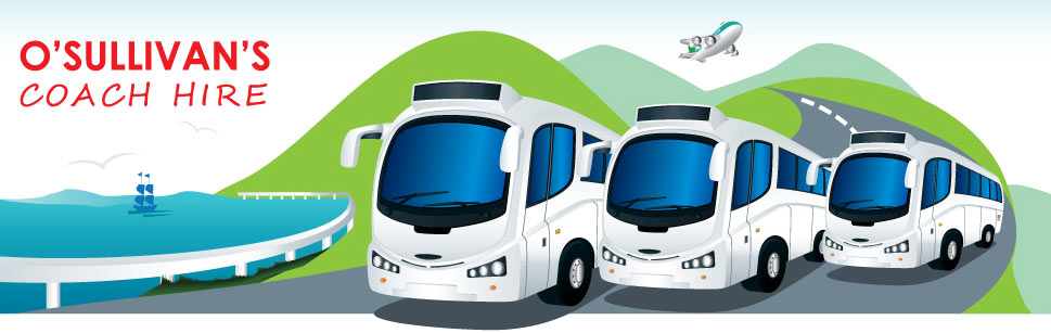 Coach and Bus Hire Cork